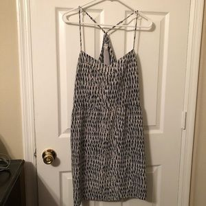 Racer Back dress by Madewell
